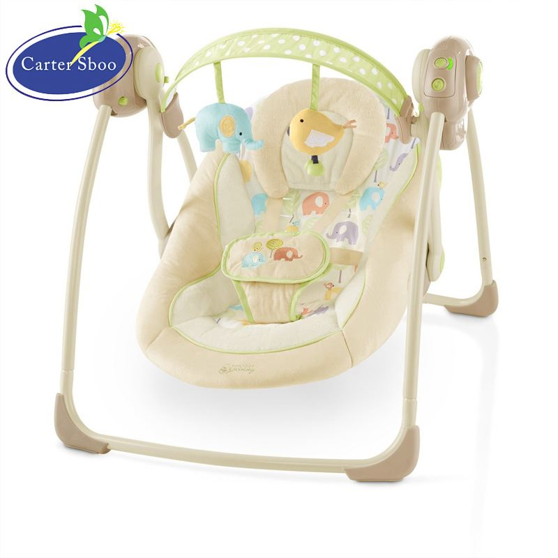 ae0c661bae8f Buy Baby cradle to sleep musical rocking chair electric swing ...