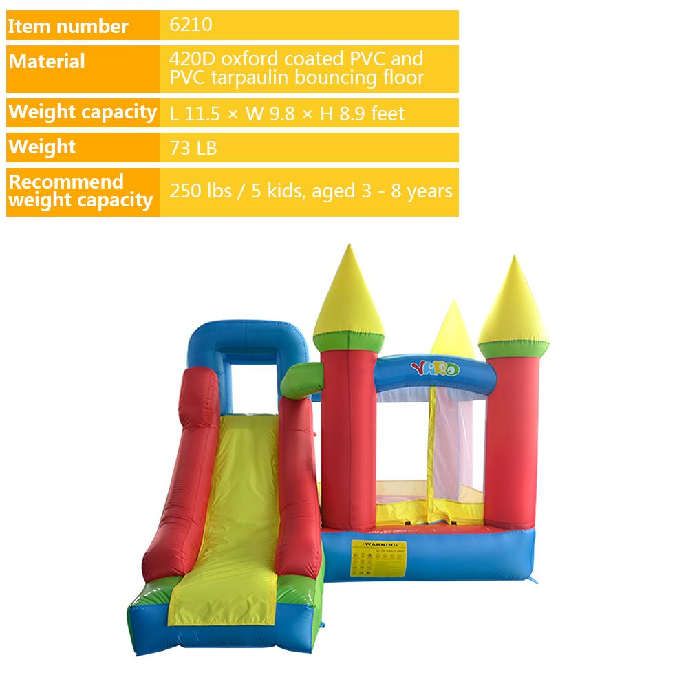 6210 inflatable bouncy castle bouncer 1