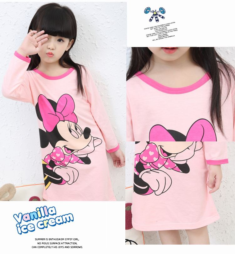 2c65c31c1 Buy Girl Home Clothes 3-11Y New Autumn   spring Style Girl ...
