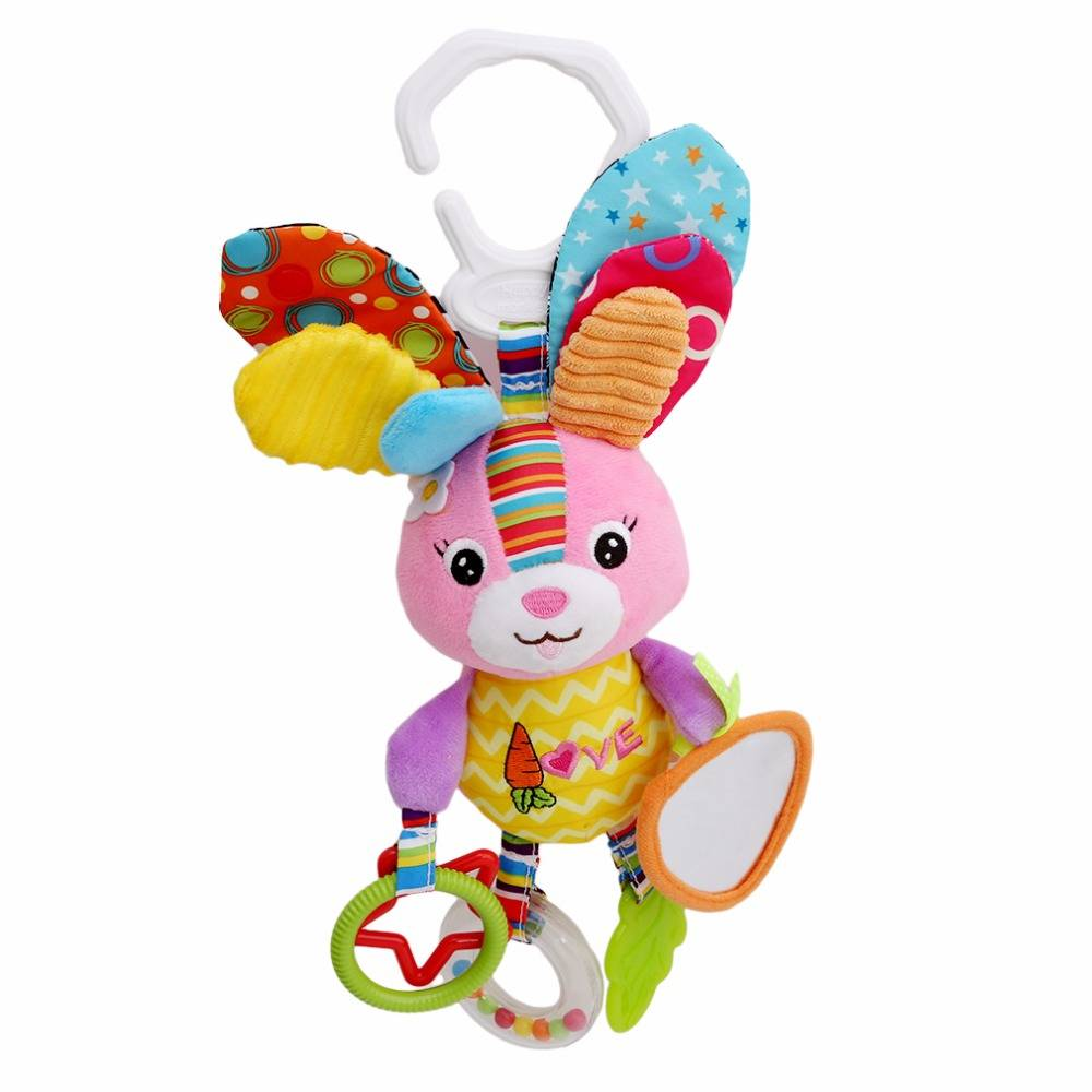 Baby-Animal-Rattles-Toy-Kids-Soft-Butterfly-Bird-Duck-Plush-Toy-Teether-With-Sounds-Infant-Stroller (2)